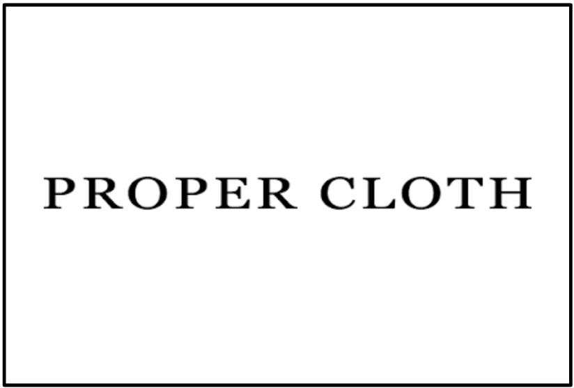 Proper Cloth