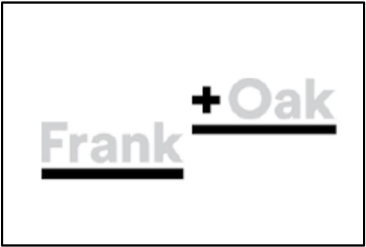 Frank + Oak