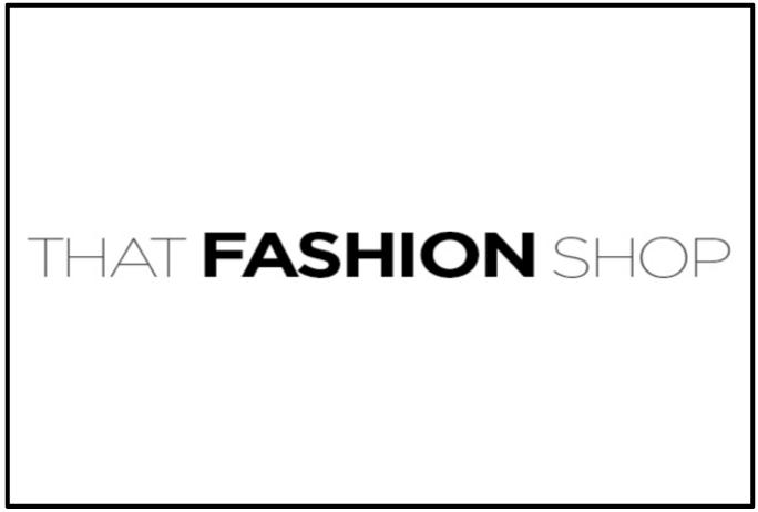 That Fashion Shop