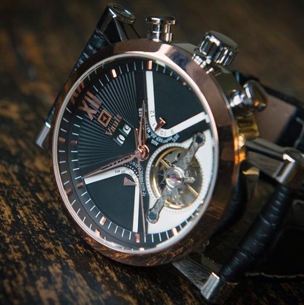 Vault Timepieces