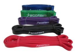 The .50 Cal Base and Battle Buddy Package come with a WOD Fitter band, but if you are looking to purchase additional bands to have options in resistance, here is a direct link to their page.