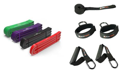 CLICK HERE TO GET HOME FITNESS RESISTANCE BAND SYSTEM