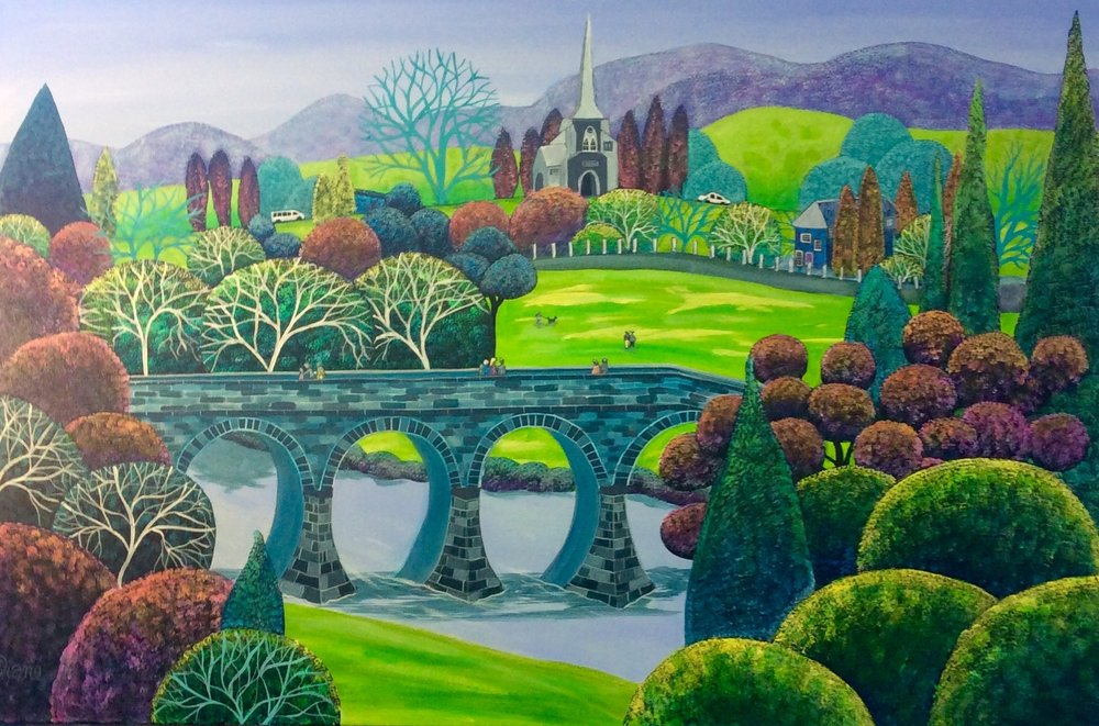 Rolling Greens Of Richmond (SOLD)