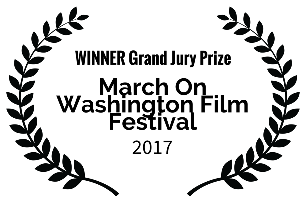 WINNER Grand Jury Prize - March On Washington Film Festival - 2017.png