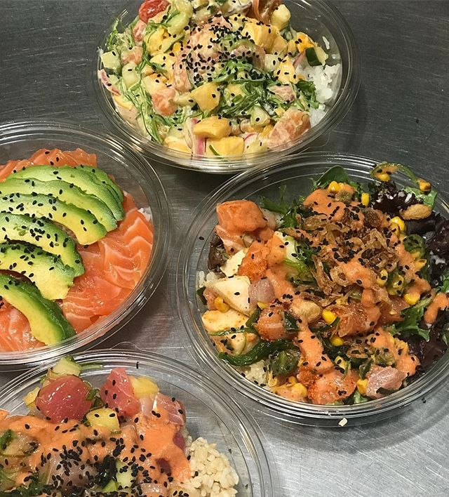 Seriously fresh! #poke the way it should be