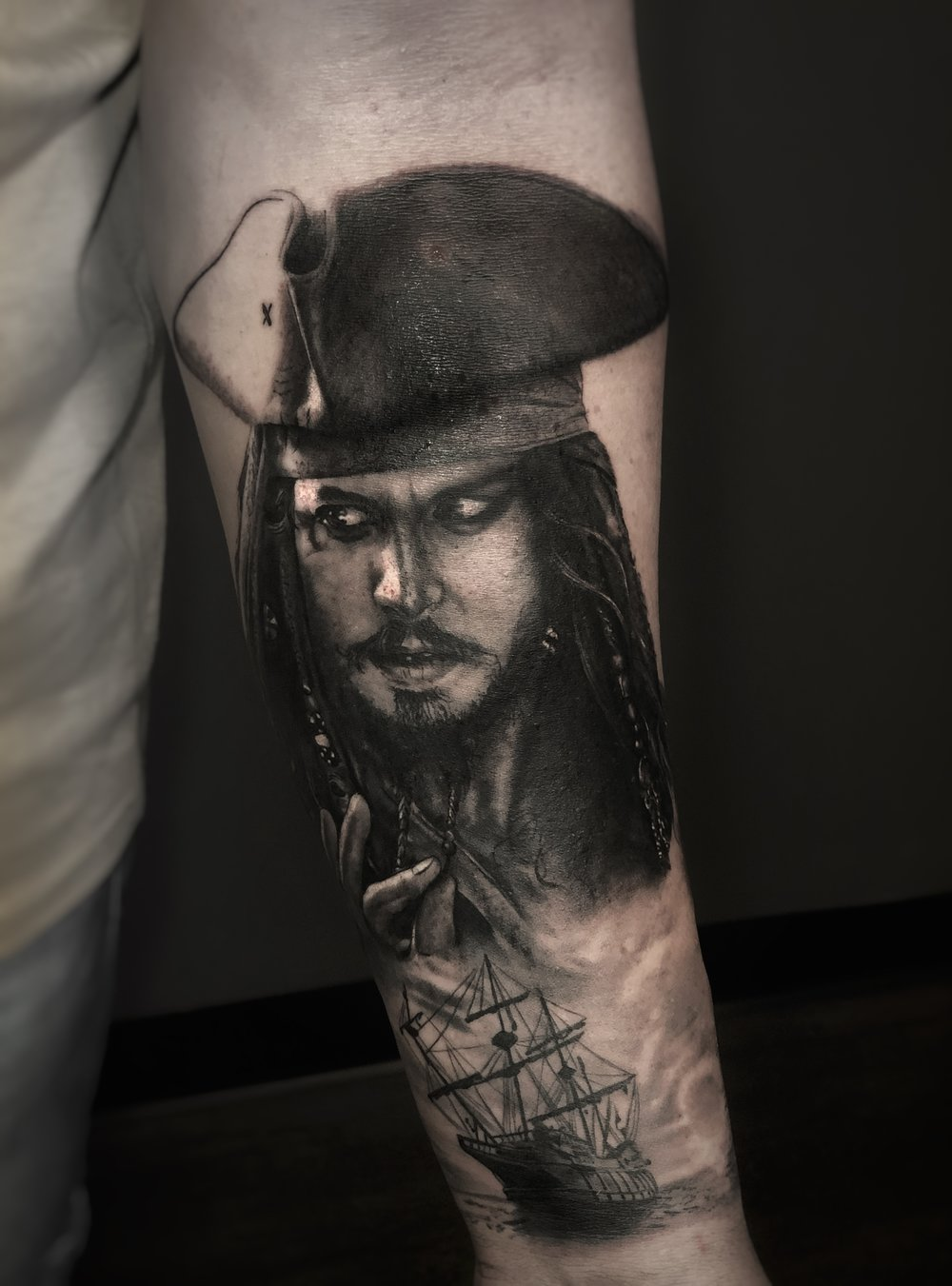 Jack Sparrow Portrait