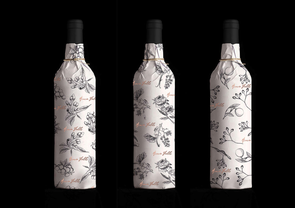 Acacia falls winery - by Shin Lin