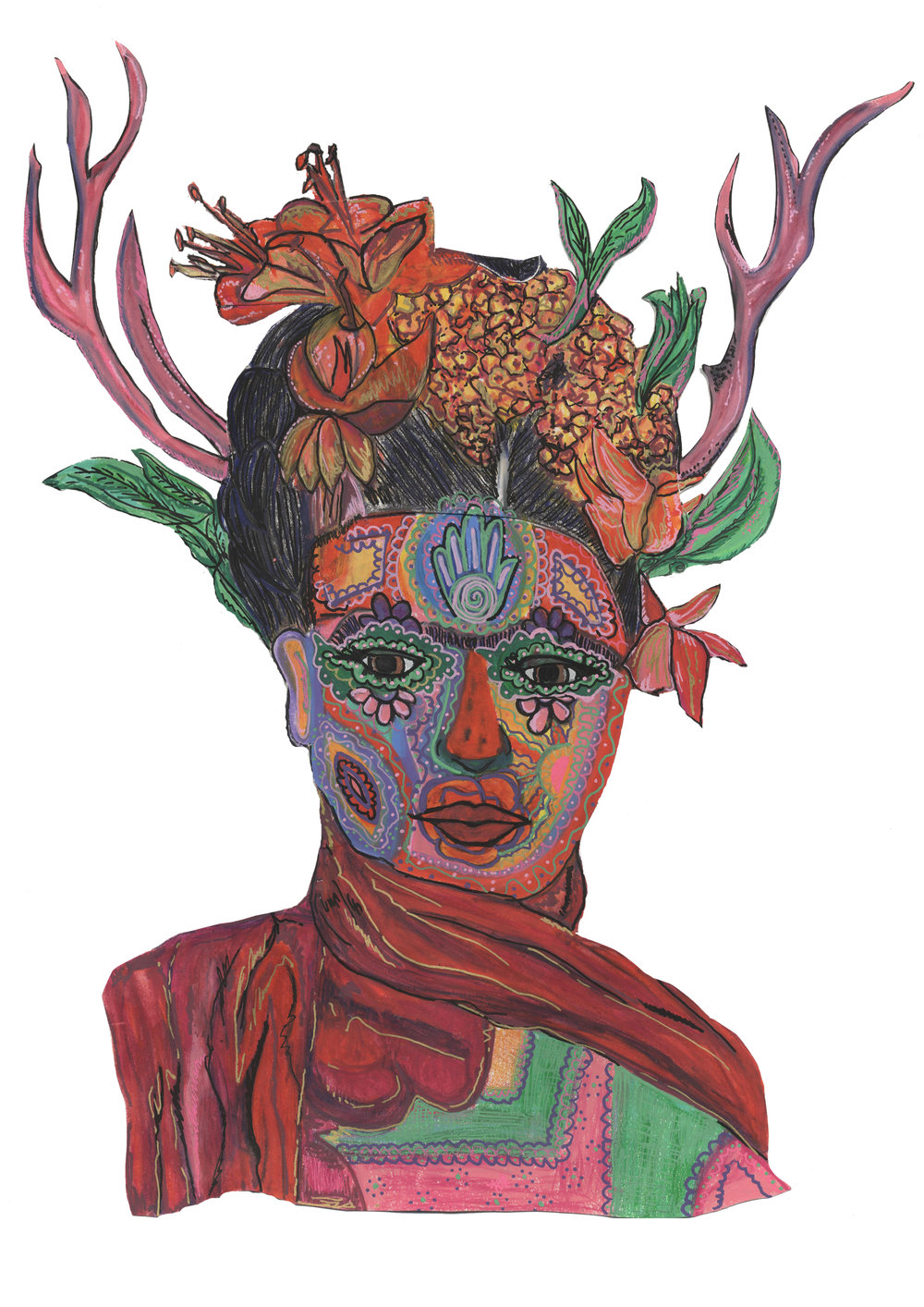 Frida Antlers for FF Bamboo copy.jpg