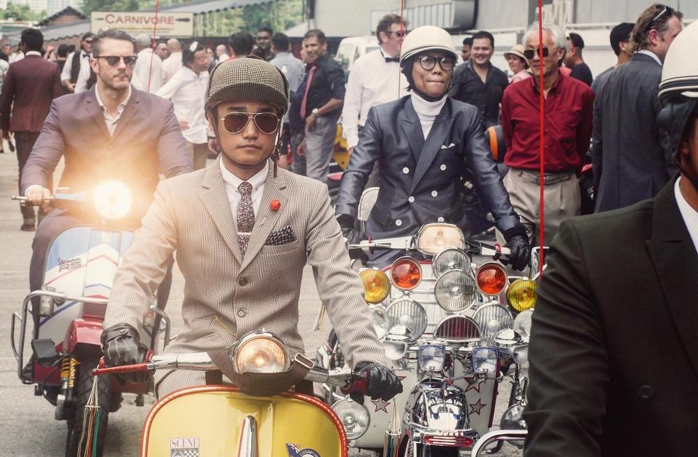 Distinguished Gentlemens Ride