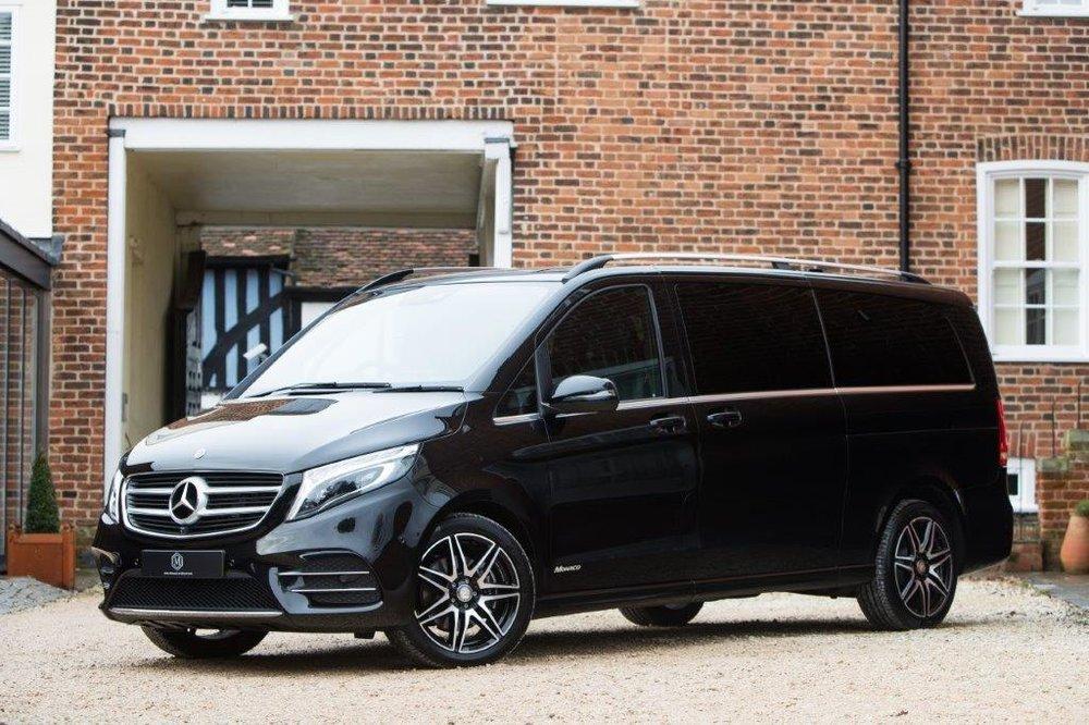 Monaco V-Class - £89,700 + VAT