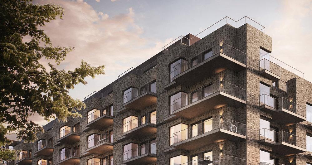 Kort om Aros Bostad - Vår ambition är att leverera en omhändertagen bostadsupplevelse där alla projekt genomsyras av ett hållbart helhetsperspektiv. Genomtänkta bostäder till form och funktion, materialval och arkitektur som står sig över tid, samt att de bostadsrättsföreningar som bildas är ekonomiskt hållbara.