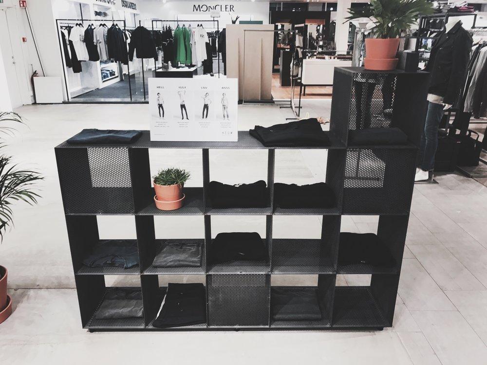 Stockmann Shop-in-Shop, Helsinki  Info
