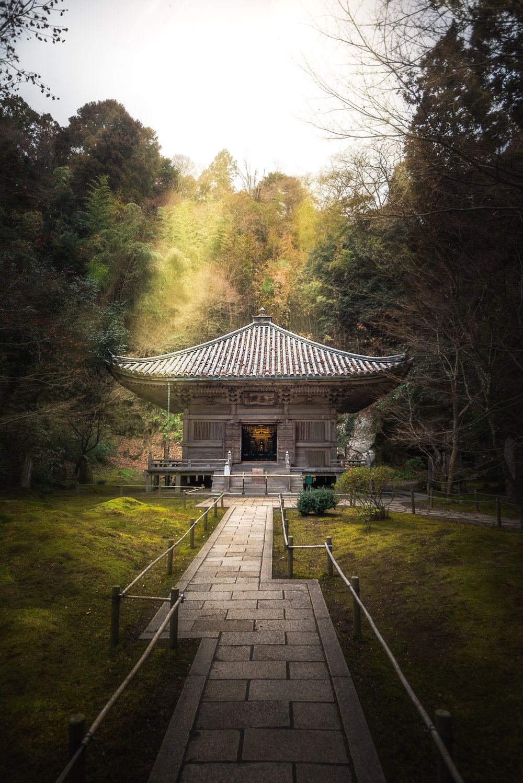Entsū-in Temple, Matsushima