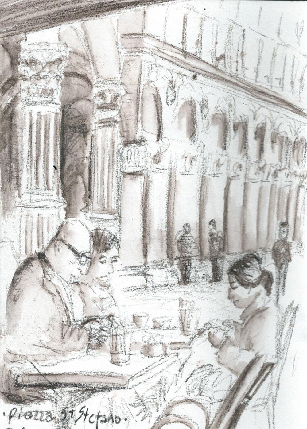 San Stefano, Bologna, Italy.