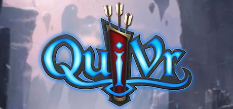 QuiVr - QuiVr ist ein Spiel indem man sich mittels Pfeil und Bogen verteidigen muss. Es ist von Grund auf für die virtuelle Realität entwickelt worden. Greife zu deinem Pfeil und Bogen und wehre dich gemeinsam mit Freunden gegen den Feind.Ab 13 Jahrebis zu 4 Spieler