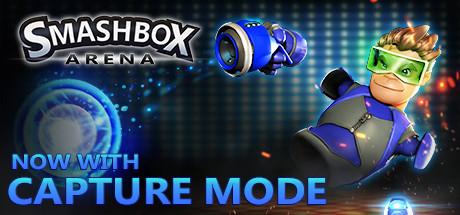 Smashbox Arena - Ein unheimlich spaßiges Spiel. Super für Gruppen von 4 oder 6 Personen geeignet. Smshbox ist eine Mischung aus Brennball und Paintball mit einer Menge Spaß!Ab 13 JahreBis zu 6 Spieler