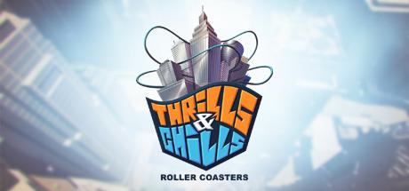 Thrills & Chills - Roller Coasters - Erlebe eine Achterbahnfahrt durch eine Stadt. Ein muss für jeden Achterbahn Fan.Ab 6 Jahre
