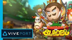Kingdom of Blades - Begib dich ins Universum von Kingdom of Blades und erlebe die virtuelle Realität wie nie zuvor. Wer Fruit Ninja kennt, fühlt sich hier and diesen Klassiker erinnert!Ab 6 Jahre1 Spieler