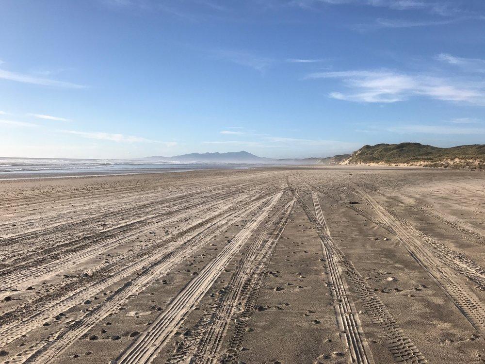 Ocean Beach. Tassie4Kids