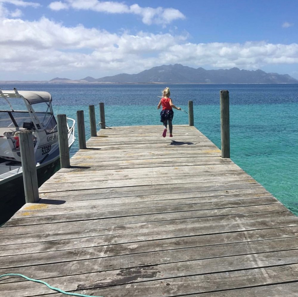 Flinders Island. Image credit: M. Boyes