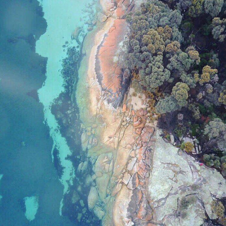 Flinders Island. Image Credit: T Boes
