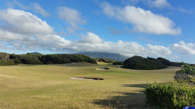 Flinders Island Golf Course Image Credit R,McCabe