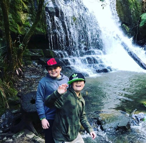 Lillydale Falls. Image shared by Instagram/michellethomas01