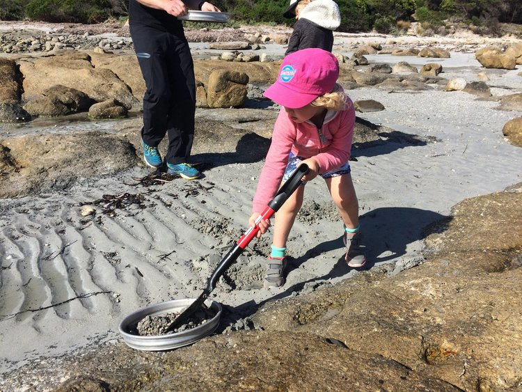 Tassie4Kids Cox Family Holiday