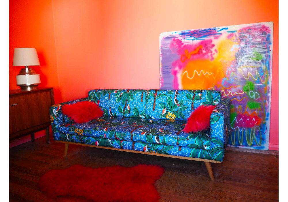 Living Room, Tropical Sofa 2 w border.jpg