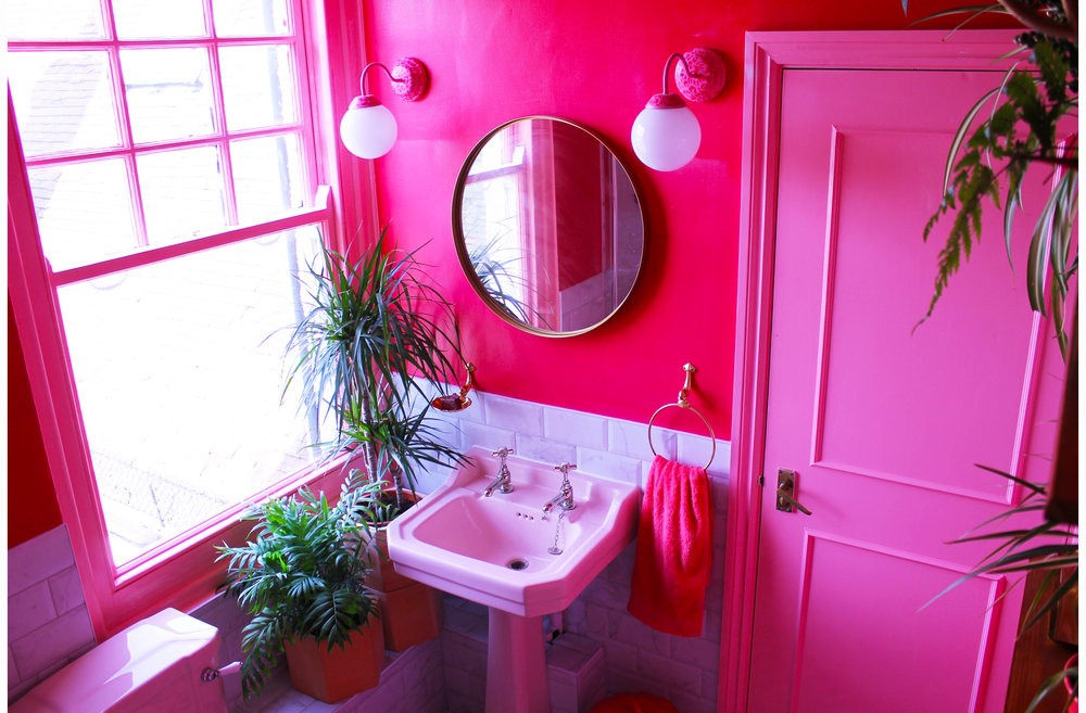 The Bathroom  -
