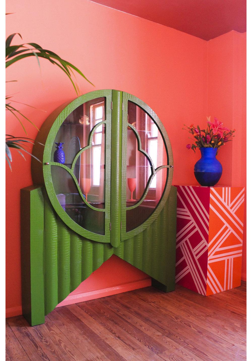 MLH Lounge Green Cabinet Vase.jpg