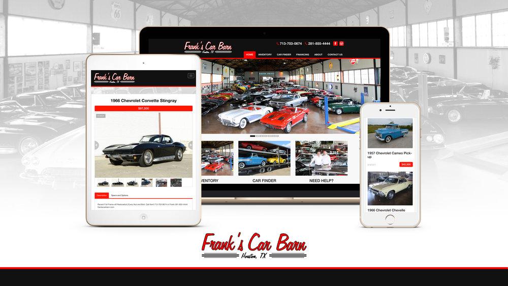 Frank's Car Barn