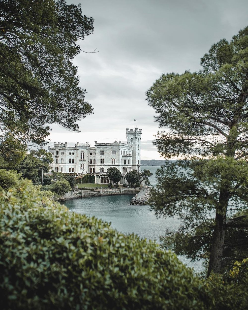 Trieste - Miramare