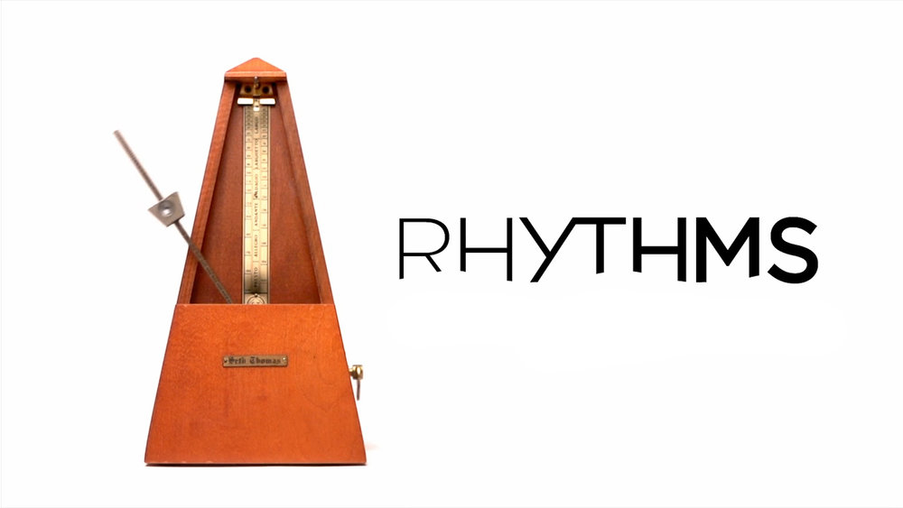 Rythms - May 2014