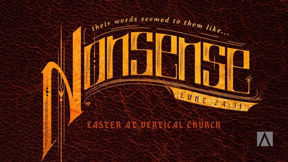 Nonsense - Easter 2015