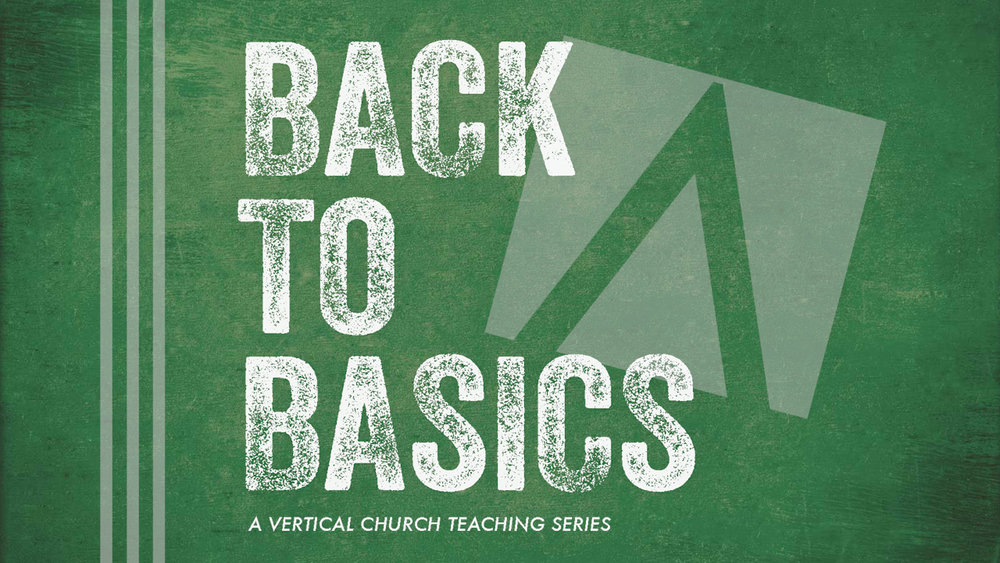 Back to Basics - August 2015