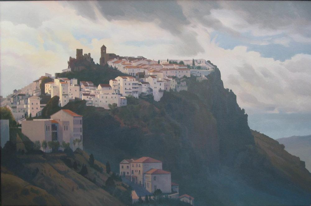 Cesare/Spain 46 x 70 oil
