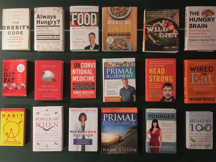 Understanding fundamentals of healthy living a short reading list some recent late night reading malvernweather Images