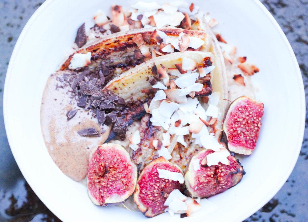 Chai and Maca Porridge