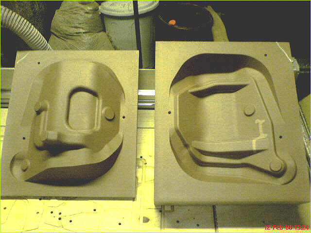 Copy of Mold making with CNC