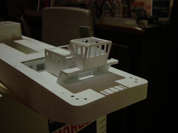 Making boat models