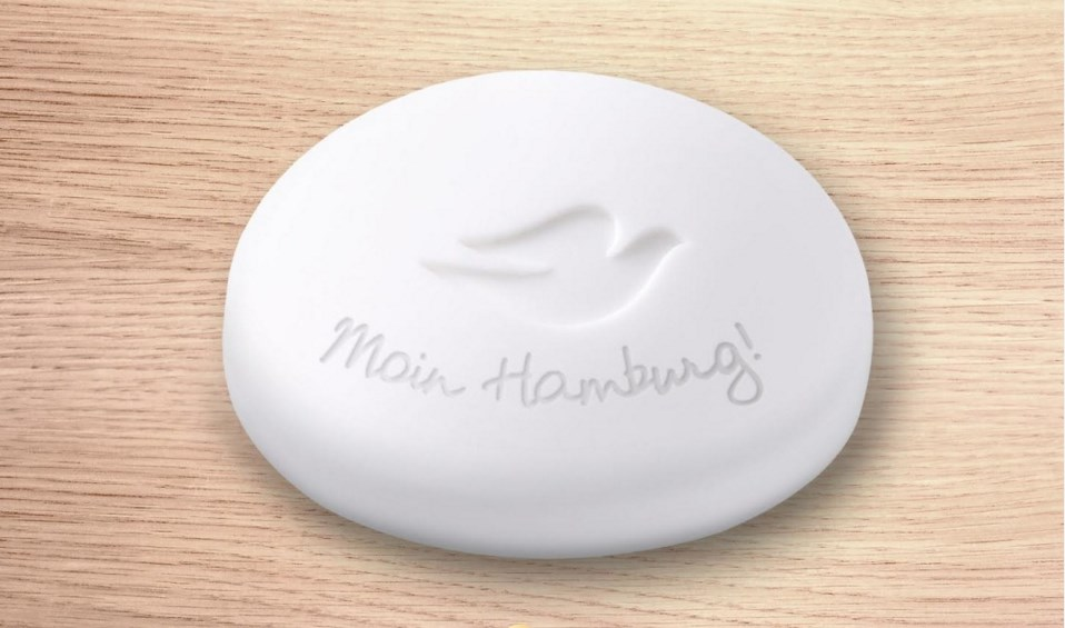 Engraving soap