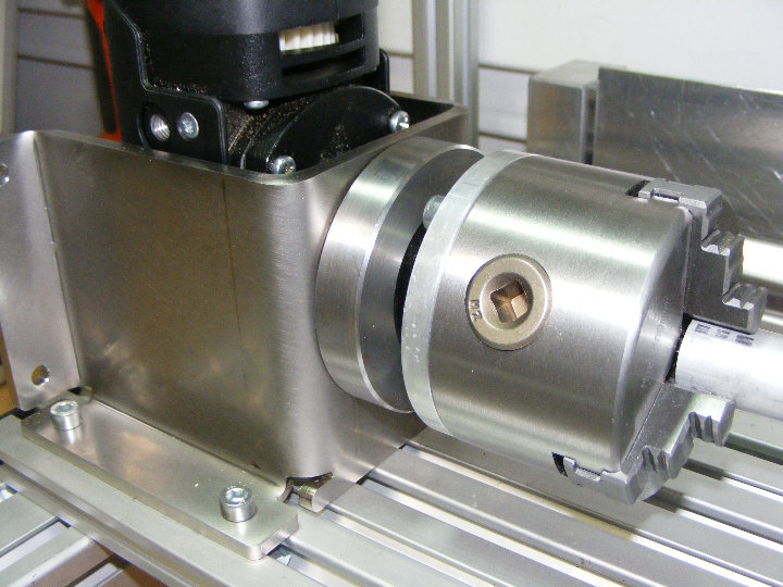 CNC lathe / Turning module