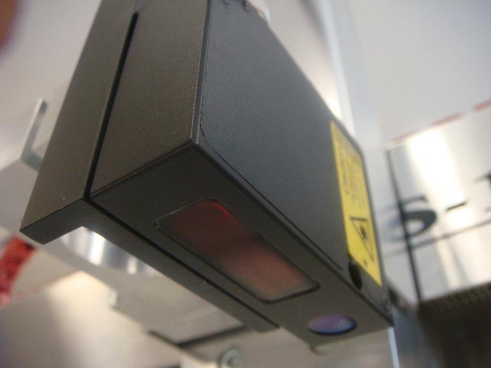 CNC 3D laser scanner