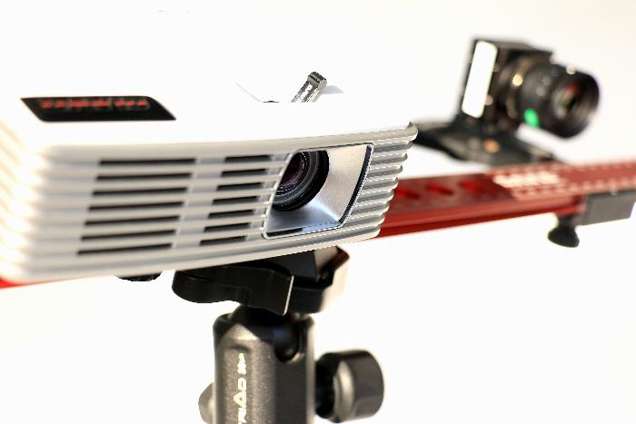 3D scanner HP Pro S3