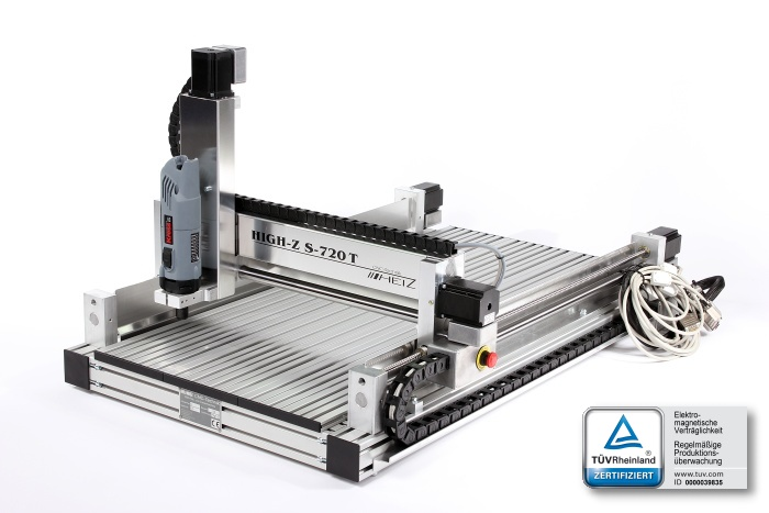 Bestselling High-Z 720T CNC machine