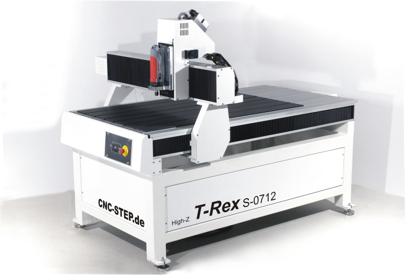 T-Rex 0712 high Speed gantry style CNC for small business