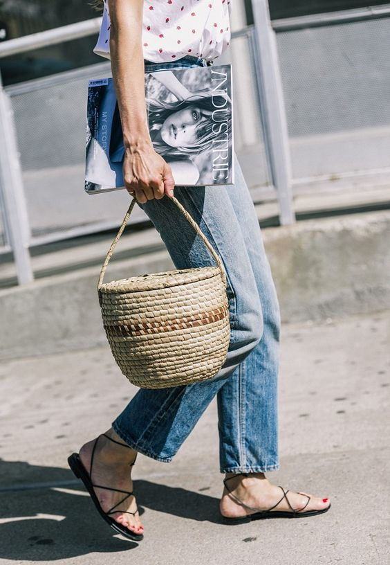 653dbe60f68db PRETTY THINGS UNDER  100  STRAW BAGS + HATS — à la daisy