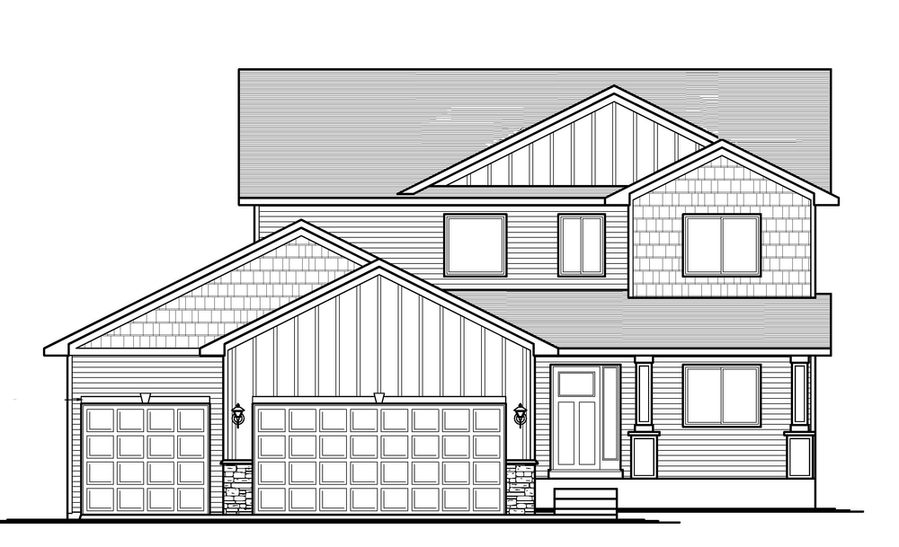 The Allison4bd/3ba 2172sfTwo Story$329,900 -