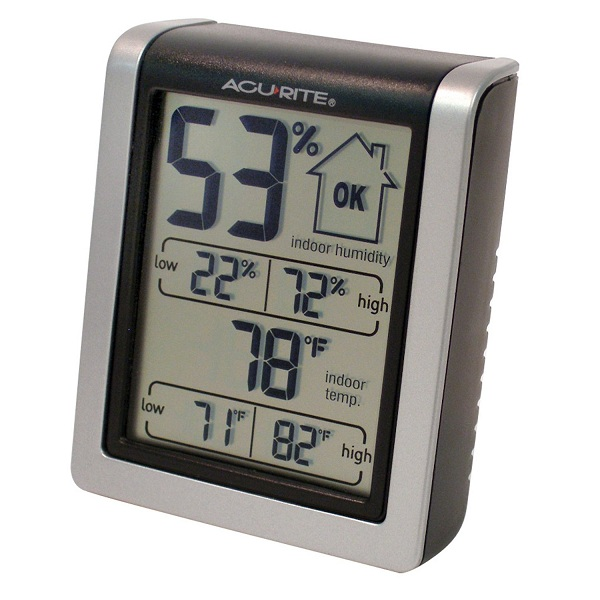 Semler Construction provides its customers with a humidistat at closing which allows you to know exactly what your indoor relative humidity is which will allow you to gauge how effective your moisture reducing practices are. If you do not have one of these gauges you will find them to be inexpensive at your local hardware store.